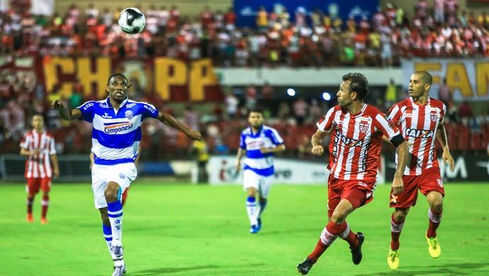 CSA x CRB - Campeonato Alagoano - Hexagonal - Jean Cléber (Foto: Ailton Cruz/Gazeta de Alagoas)