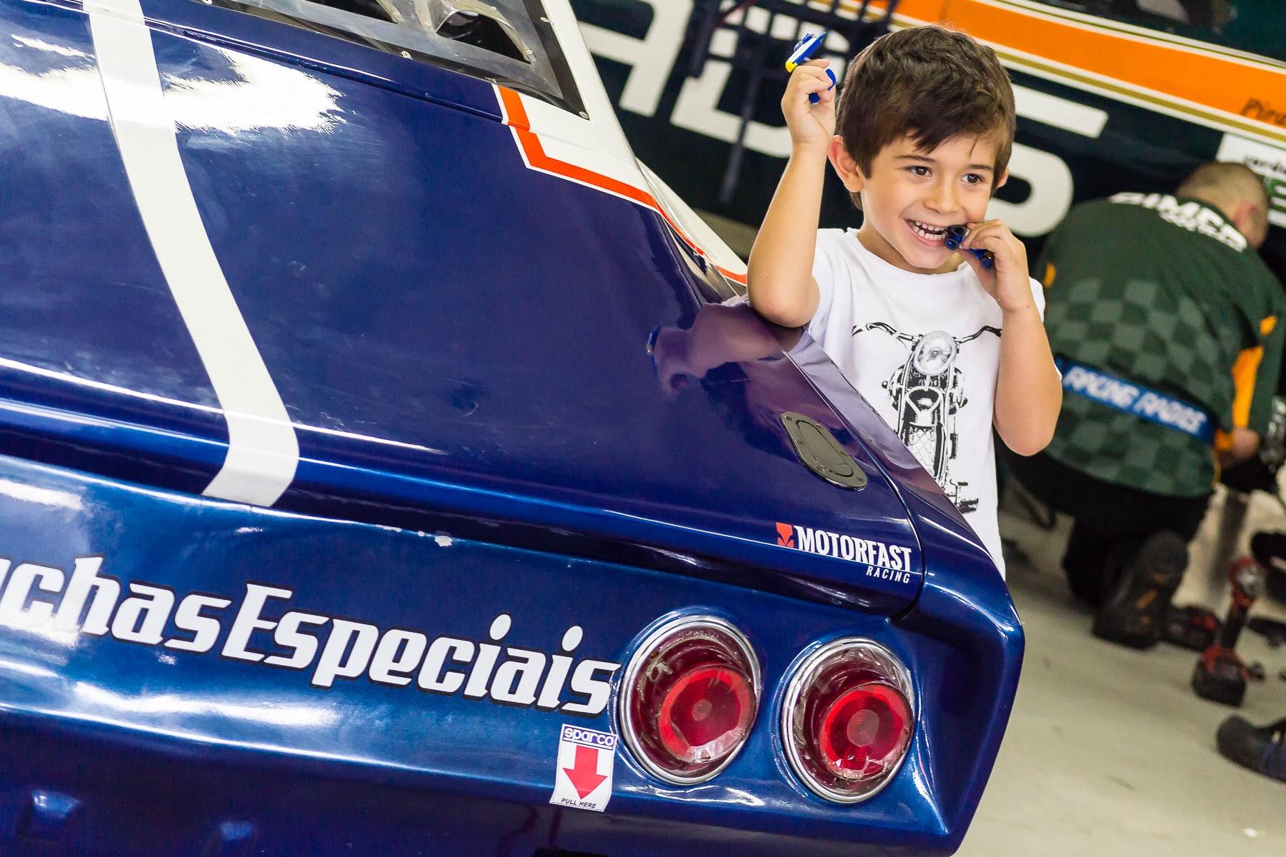 Criançada feliz #2 (Foto: Divulgação/Andre Lemes)