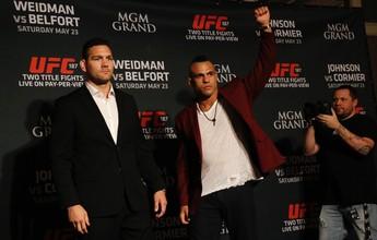 """Neste sábado, """"Sensei Combate"""" analisa principais duelos do UFC 187"""