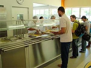 Restaurante universitário da Ufba, Bahia (Foto: Divulgação/ Ufba)