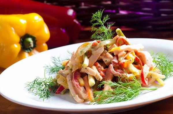 Salpicão Ráscal: fácil de fazer e delicioso  (Foto: Divulgação)