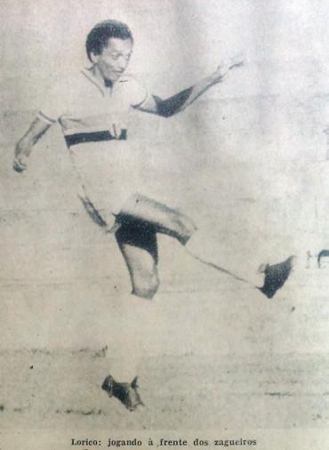 River-PI x Botafogo-SP - Brasileiro de 1978 (Foto: Reprodução/Jornal Diário da Manhã)