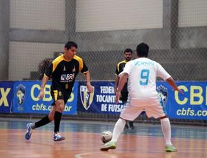 Cresspom-DF aplicou uma das maiores goleadas da competição contra Uirapuru-MT (Foto: Zerosa Filho/CBFS)