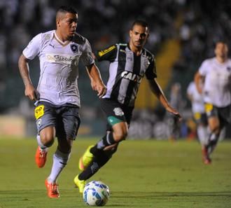 Figueirense x Botafogo Copa do Brasil (não usar em SC) (Foto: Agência Estado)