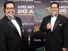 Tiago Abravanel explica look com gravata borboleta: 'Tem que ter estilo'