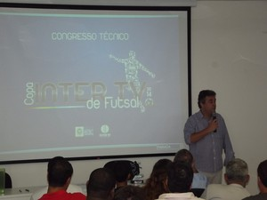 Neste fim de semana comça a Copa Inter Tv de Futsal (Foto: Laís Vargas)