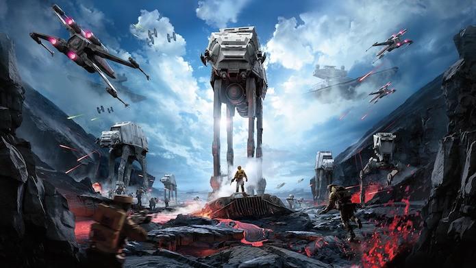 Confira dicas para mandar bem no multiplayer de Star Wars Battlefront (Foto: Reprodução/Victor Teixeira)