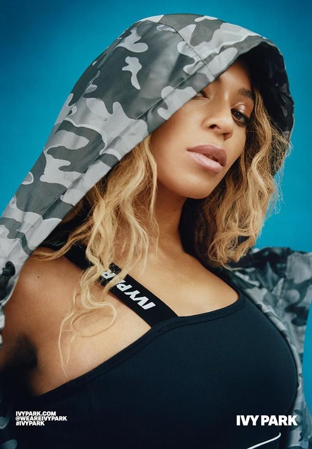 Beyoncé para Ivy Park (Foto: Reprodução)