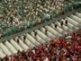 Organizadas são proibidas de usar bandeiras e uniformes no Atletiba