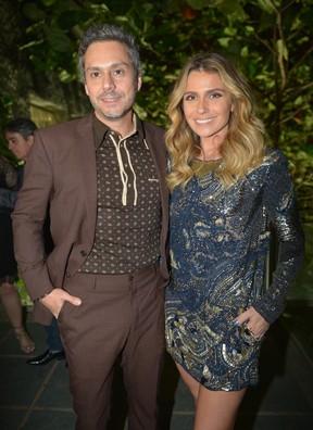 Alexandre Nero e Giovanna Antonelli: juntos outra vez (Foto: Globo / Joao Miguel Jr.)