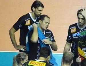 Ricardinho, levantador vôlei futuro (Foto: Marcos Lavezo/Globoesporte.com)