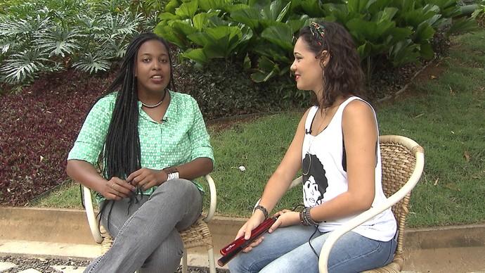 Renata Menezes foi em busca de pessoas que estão assumindo seus cabelos crespos (Foto: Divulgação)