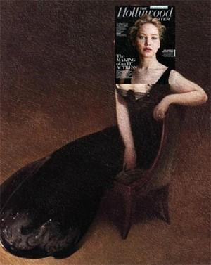 Jennifer Lawrence. (Foto: Divulgao)