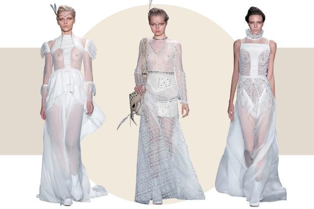 Noiva cool: o inverno 2016 da estilista: referência para quem quer se casar com seus vestidos (Foto: Cassia Tabatini e Divulgação)