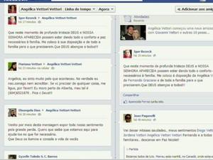 Caso causou comoção pelas redes sociais (Foto: Reprodução EPTV / Redes sociais)