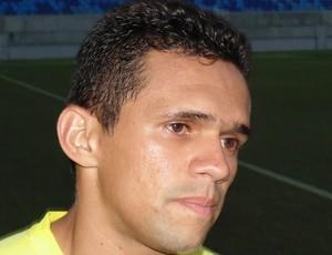 João Paulo, atacante do ABC (Foto: Klênyo Galvão)