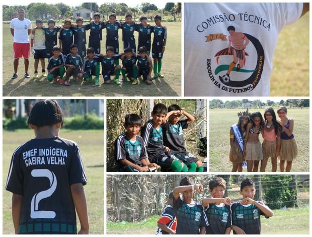 Tupinikim Futebol Clube, de Aracruz (Foto: Eduardo Dias)