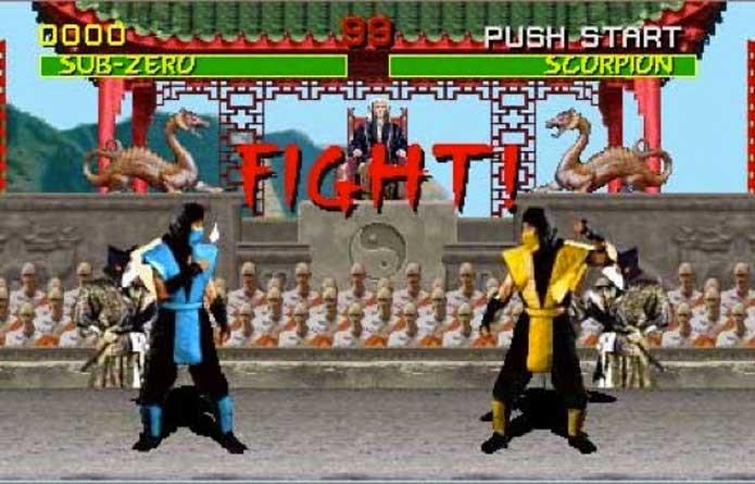 Mortal Kombat (Foto: Divulgação/Midway)