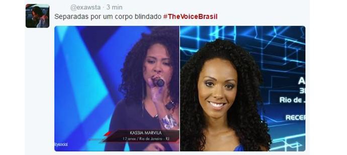tweet 3 Kassia (Foto: Reprodução Internet)