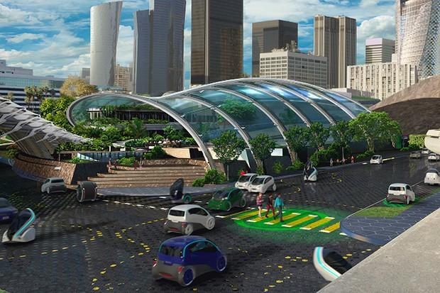 Ford Cidade do Amanhã (Foto: Divulgação)