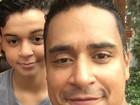 Carla Perez posta foto de Xanddy com o filho e semelhança surpreende fãs