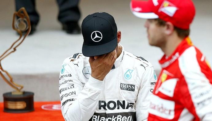 Lewis Hamilton Mônaco (Foto: Getty Images)