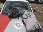 Homem é preso suspeito de furtar combustível em Jaú