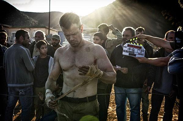 Matt Damon em Jason Bourne (2016) (Foto: Divulgação)