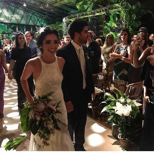 Gabriel Louchard e Natalia Paes (Foto: Instagram / Reprodução)