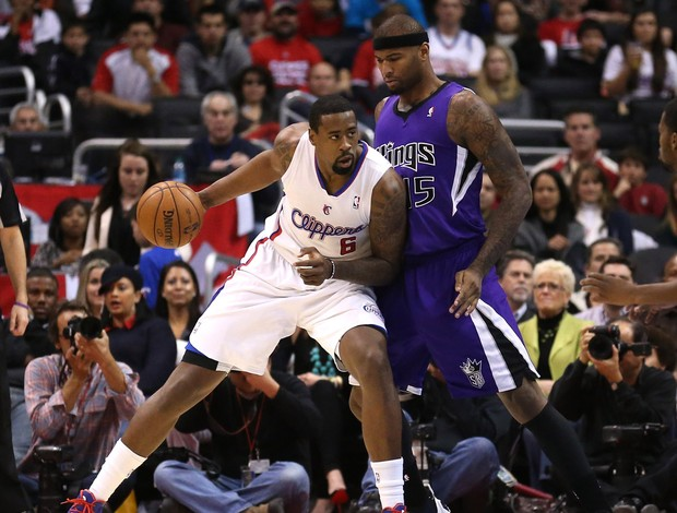 DeMarcus Cousins Sacramento Kings (Foto: Getty Images)