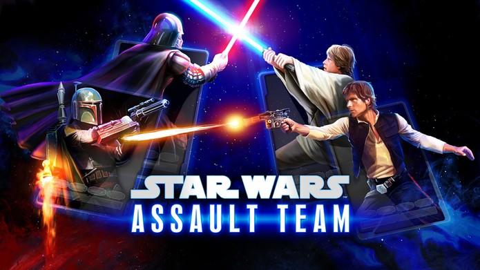 Star Wars Assault Team (Foto: Divulgação)