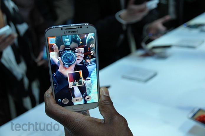 Galaxy s4 695 (Foto: Allan Melo/TechTudo)