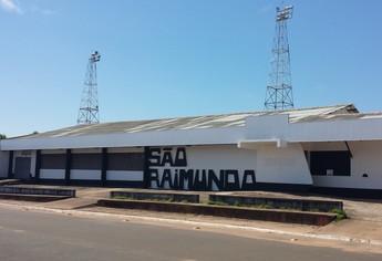 sede São raimundo (Foto: Weldon Luciano/GloboEsporte.com)