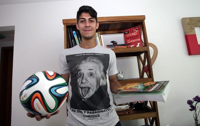Antônio Flamengo (Foto: Pedro Veríssimo)