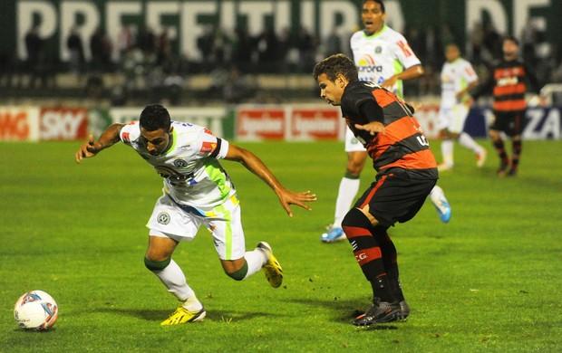 Chapecoense x Atlético-GO (Foto: Sirli Freitas/Agência RBS)