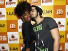 Ivi Pizzott comenta 'careta' de Luan Santana ao ver nu: 'Cara de safadinho'