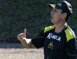 técnico do Criciúma, Paulo Comelli (Foto: Fernando Ribeiro/Criciúma EC)