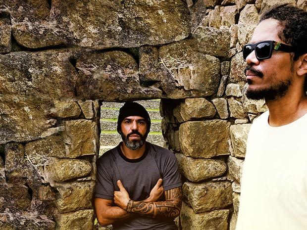 Músicos da banda Natiruts, atração deste sábado no Parque da Cidade de Brasília (Foto: Ivan 13P/Divulgação)