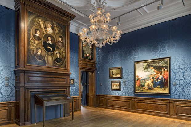 Mauritshuis (Foto: Ronald Tilleman / cortesia Mauritshuis, The Hague)