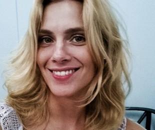 A atriz faz execícios duas ou três vezes por semana (Foto: Arquivo pessoal)
