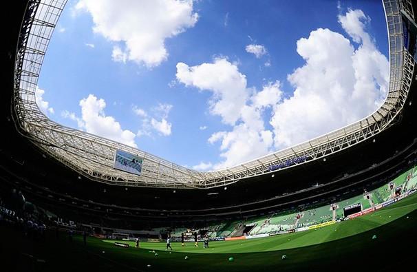 Neste domingo (28), a TV Fronteira exibe a partida entre Palmeiras e Ferroviária, a partir das 17h (Foto: Marcos Ribolli / Reprodução GloboEsporte.com)