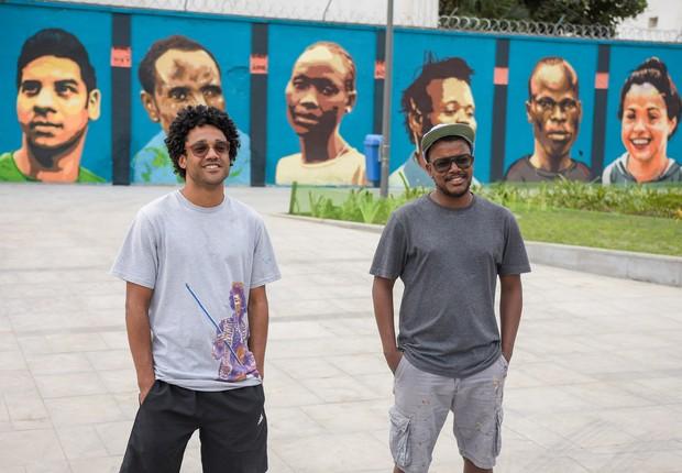 Cety Soledade e Rodrigo Sini (Foto: JM Coelho)