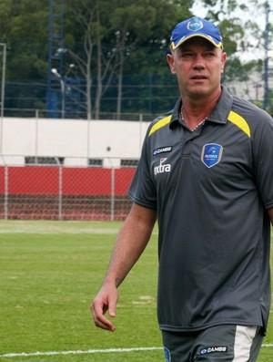 Antonio Carlos Zago técnico do Audax São Paulo (Foto: Divulgação)