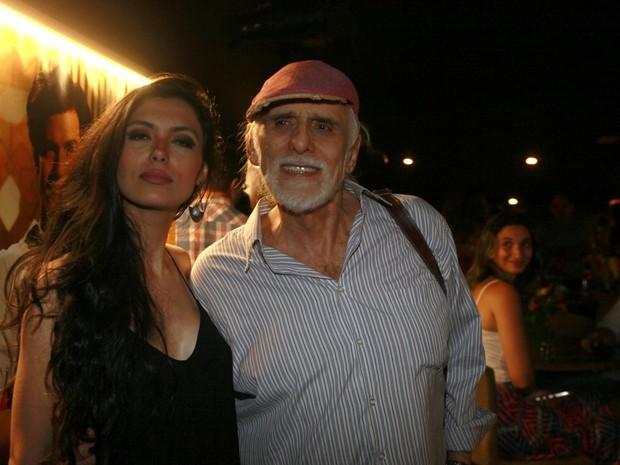 Thaís Almeida a amada de Francisco Cuoco
