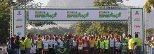 Prepare-se: estão abertas as inscrições para a  Corrida e Caminhada Esperança edição 2014 (Divulgação)