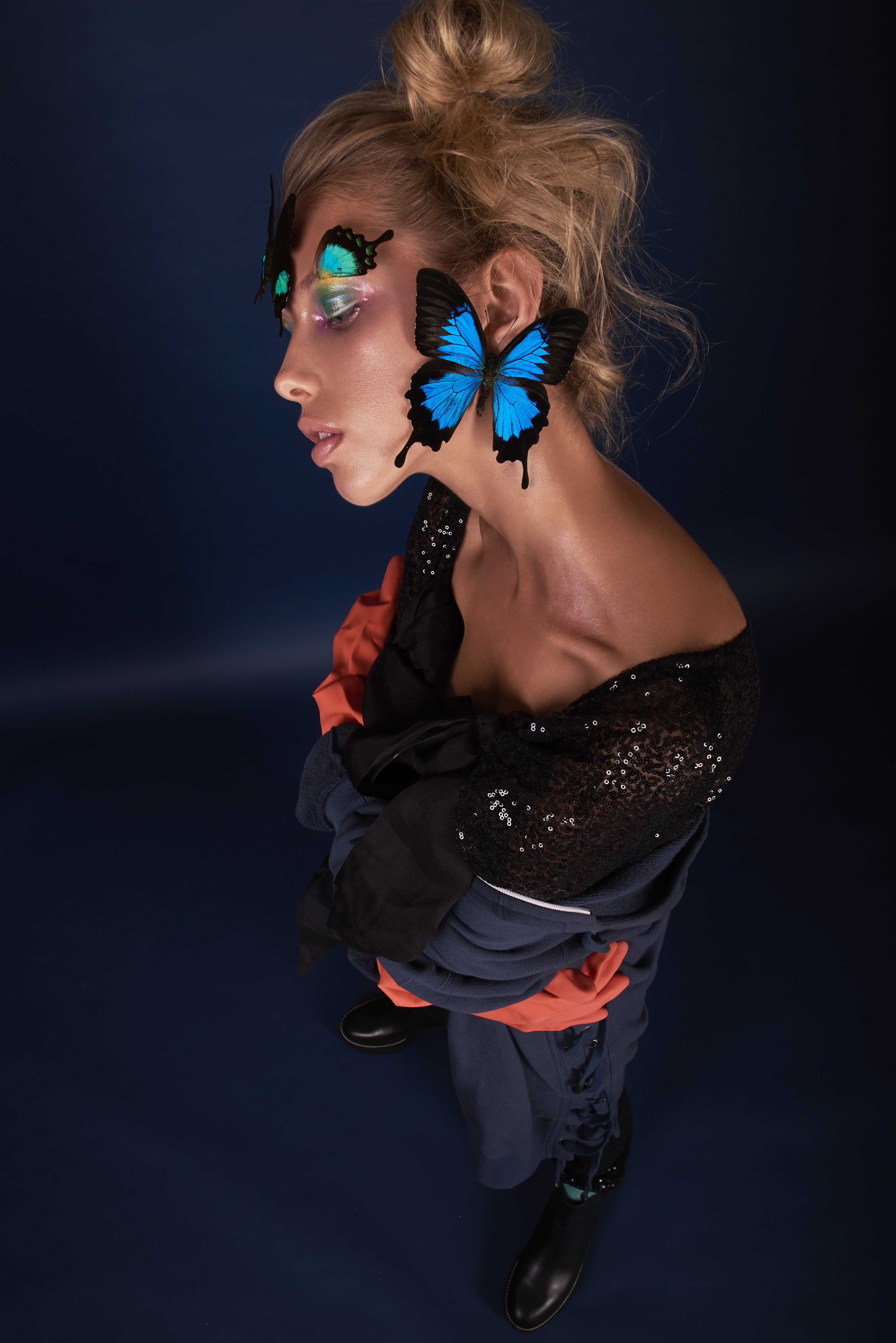 Halloween fashionista (Foto: Nala Luuna)