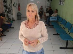 Eliana Alegretti, presidente da FAS Sorocaba (Foto: Jomar Bellini / G1)