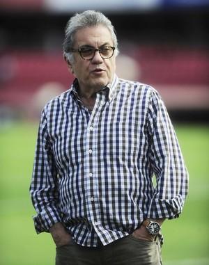 Carlos Miguel Aidar, São Paulo (Foto: Marcos Ribolli)
