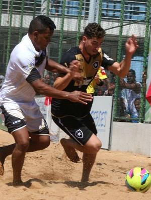 Rio Branco bate o Botafogo e garante vaga na Copa Brasil de futebol de areia (Foto: Pauta Livre)