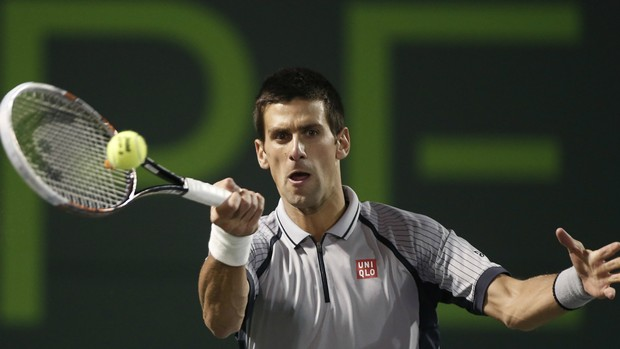 Novak Djokovic, Masters 1000 de Miami (Foto: Reuters)